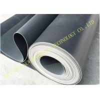 Epdm Rubber Roofing Foundation Waterproofing Membrane 1.2 Mm / 1.5 Mm / 2.0 Mm Thick for sale