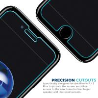 Wholesale OEM/ODM Smartphone Glass Screen Protector Round / Curved Edge / Flat Cutting from china suppliers