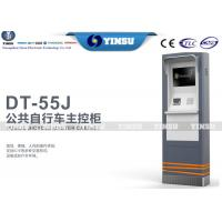 Wholesale RAL Color Self Check In Kiosk / Stainless Steel Kiosk For Transportation Company from china suppliers