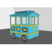 Wholesale 25 Seats Kids Trackless Train Amusement Ride For Theme And Amusement Parks from china suppliers