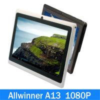 Wholesale 0.3mp t Front Camera Touchpad Tablet Pc A13 1ghz Ddr3 512mb from china suppliers