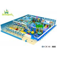 Buy cheap Customized Ice Theme Park Children Play Equipment For Amusement Park from wholesalers