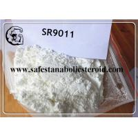 Wholesale China Supply 99% High Purity SARMs White Powder  SR9011 for Gaining More Muscle from china suppliers