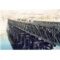 Wholesale Prefabricated Delta Bailey Bridge High Stiffness For Commercial from china suppliers