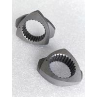 Wholesale CTE Double Extruder 2-Flighted Thansfer 3-Flighted Screw Element,Special Screw Elements from china suppliers