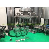 Wholesale Glass Bottle Grape Juice Liquid Hot Filling And Packing machine / Plant from china suppliers