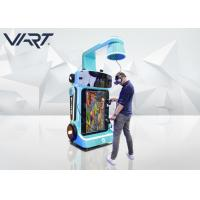 Wholesale Easy Operation Children Game VR Arcade Machines White & Blue Color from china suppliers