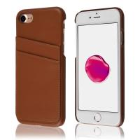 Buy cheap Card Slot Vintage Series Soft Cell Phone Leather Cases 2 Card Slots For Iphone 7 from Wholesalers