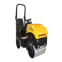 Wholesale ZM-1000 1Ton Gasoline Riding Mini Vibratory Road Roller Compactor from china suppliers