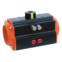 Wholesale Orange AT-75 Rack And Pinion Pneumatic Actuator With Double Acting NAMUR ISO 5211 from china suppliers