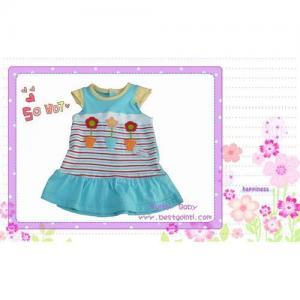 China Supply baby dresses,girl dresses,infant dresses,baby clothes,infant clothes on sale