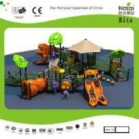 Wholesale Outdoor Playground (KQ10071A) from china suppliers