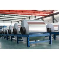 Wholesale 50-500 mm Soft Aluminium Foil Roll Jumbo Roll Food Aluminum Container Foil from china suppliers