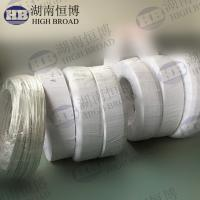 China Extruded magnesium ribbon anode for protect high resistivity electrolyte tanks on sale