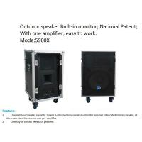 China Cheapest pro audio stage speakers no need monitor speaker to reduce cost for sale