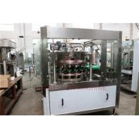 Soda Water Beverage Can Filling Machine With Water Purify System for sale