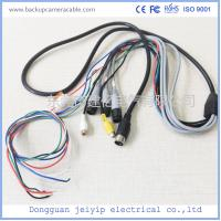Wholesale Waterproof Camera Monitor Cable , Rear View Camera Cable 20 Pin 1 Male To 4 Female Connector from china suppliers