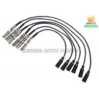 Wholesale Custom Plug Wires / Auto Spark Plug Wires Anti Interference For Volkswage Skoda Audi from china suppliers