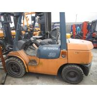 Wholesale Japan original used Toyota forklifts for sale/ Toyota 3 ton forklifts from china suppliers