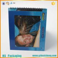 Buy cheap Factory Custom made hard cover book with spiral binding from wholesalers
