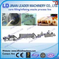 Wholesale Core Filling Inflating Snacks Process Line automatic food machine from china suppliers