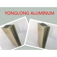 Wholesale Wooden Grain Extruded Aluminum Electronics Enclosure Light Weight from china suppliers