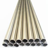 Wholesale nichrome UNS N06601W.Nr 2.4851 super alloy inconel 601 seamless pipe from china suppliers