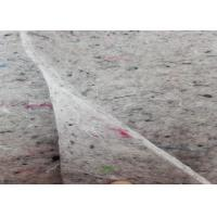 """Quality Polyester Mat Needle Punched Recycled Felt Fabric 36"""" Wide 40 oz. 7/16"""" Thick for sale"""