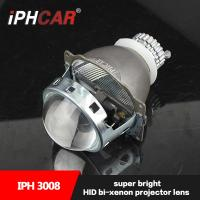 Wholesale IPHCAR Q5H4  Lens Wholesale HID Bi-xenon Headlight Projector Lens Kit Q5 Projector Lens from china suppliers