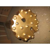 Quality Gold Spherical Concave Drill Bit, Alloy Forging SD6 190 Mm Rock Drill Bits for sale