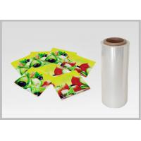 China Eco- Friendly Heat Shrink Plastic Wrap 300-2500mm Width 100 Compostable for sale
