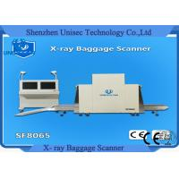 Buy cheap High Powerful 8065 X Ray Single Operation Table Security Luggage Baggage Scanner Checked Detector Machine from wholesalers