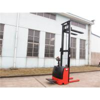 Wholesale 1500kg Full Electric Pallet Stacker Truck 4.5m Lifting Height AC Motor from china suppliers