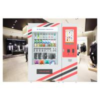 Wholesale Convenience Store Shop Snack Mart Vending Machine With Coin Bill Card Payments from china suppliers