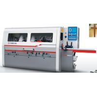 Wholesale Medium Duty Wood Planer Moulder Machine Working Width 180mm Shock Resistance from china suppliers
