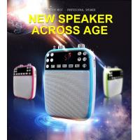 Wholesale Multifunctional professional voice amplifer speakers with USB/TF/SD Card Audio Playing for speaker systems, SLR camera from china suppliers