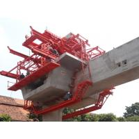Wholesale Custom Bridge Beam Segment Lifter With Electric Winches from china suppliers