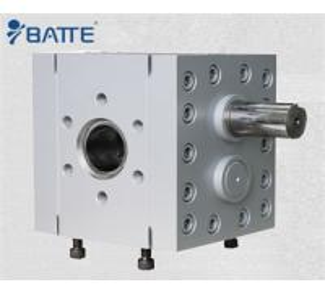 Quality Plastic Cast Film Extrusion Machine Used Melt Gear Pump for sale