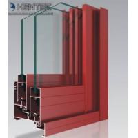 Wholesale T5 / T6  Aluminium window extrusion profiles GB/75237-2004 from china suppliers
