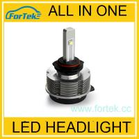 Buy cheap Super Bright! Dual sides 2400LM 9006 9005 led headlight from wholesalers