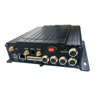 Buy cheap 1080P HD Mobile DVR 1ch/4ch Full Screen Support Alarms With HDD Heater from wholesalers
