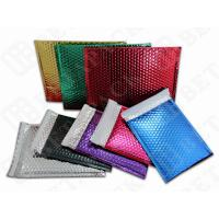 Wholesale Custom Printed Metallic Bubble Mailer Shipping Envelopes With Bubble Wrap from china suppliers