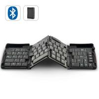 Wholesale Foldable Wireless Bluetooth Keyboard for PC & Smartphone / iPad / Nexus tablet from china suppliers