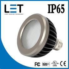 China UL/CUL IP65 waterproof led par38 E26/E2717w 3000K 4000K 5000K Dimmable led par 38 lamp on sale