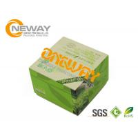 Wholesale Wax Coated Paper Custom Product Boxes For Display And Promotion from china suppliers
