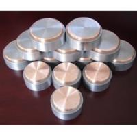 Wholesale Chromium Target with Thread,Chromium Alloy Target from china suppliers