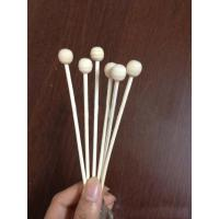 Wholesale Rattan Reed Fragrance Diffuser sticks rattan stick with ball from china suppliers