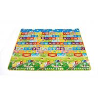 Wholesale Gym Exercise Foam Floor Puzzle Mat , Picnic Play Mat Food Grade Non Slip Surface from china suppliers