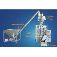 Wholesale Auger Filler Vertical Milk Powder Automated Packing Machine Operated By Touch Screen from china suppliers