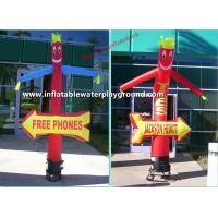 Wholesale Wateproof 8ft Inflatable Advertising Small Air Dancers With Blower from china suppliers